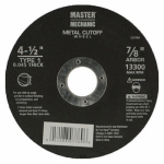 Disston 229784 4.5 x .045 x 7/8-Inch Metal-Cutting Wheel