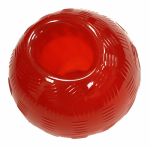 Ethical Products 54001 Ball Dog Toy, 3.25-In.