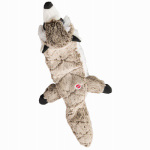 Ethical Products 54186 Quilted Raccoon Dog Toy, 23-In.