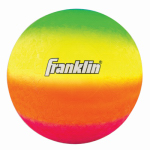 Franklin Sports Industry 34518 Sport Ball, Vibrant Color, 8.5-In.