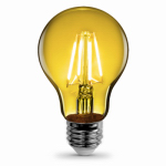 Feit Electric A19/TY/LED 3.6W Yellow Fil LED Bulb