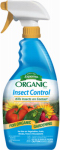 Espoma EOIC24 Insect Control for Organic Gardening, 24-oz.