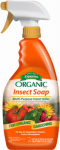 Espoma EOIS24 Insect Soap for Organic Gardening, 24-oz.