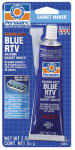 Itw Global Brands 80022 3-oz. Blue RTV Silicone Gasket Maker