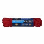 Mibro Group (The) 642631 TG 5/32x50 RED Paracord