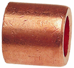 Elkhart Products 30532 3/8 x 1/4-Inch Wrot Copper Flush Bushing