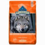 American Distribution & Mfg 800344 Wilderness Large-Breed Dog Food, Chicken, 24-Lbs.
