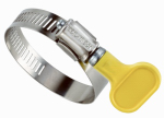 Norma Group/Breeze DV4 4-Inch Nut/Bolt Style Clamp