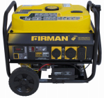 Firman Power Equipment P03603 3650/4550W Remote Start Portable Generator, 14 Hour Run Time