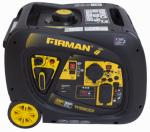 Firman Power Equipment W03083 3000/3300W Portable Inverter Generator, 12 Hour Run Time