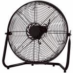"""Foshan Bailijian Technology HVF14-SP HP 14"""" BLK Hi Veloc Fan"""