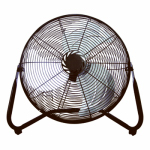 "Foshan Bailijian Technology HVF20-SP HP 20""BLK HiVel Floor Fan"