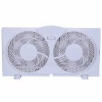 """Foshan Bailijian Technology WDF9-1S HP 9""""2SPD Twin Wind or Window Fan"""