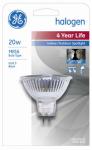 G E Lighting 81763 GE20W WW Halo FLD Bulb