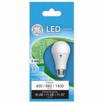 G E Lighting 24096 LED Light Bulb, A21, Daylight, 3-Way, 4/7/13-Watts
