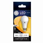 G E Lighting 24132 LED 3-Way Light Bulb, Soft White, 5/20/19-Watt