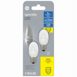 G E Lighting 14150 GE 5W WHT C7 Night Bulb