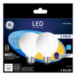 G E Lighting 25016 GE2PK 5.5W Fros 25 Bulb