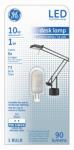 G E Lighting 29003 GE 1W Fros T3 G4 Bulb