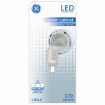 G E Lighting 29006 GE 2W Fros T4 G8 Bulb