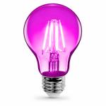Feit Electric A19/TPK/LED 3.6W PNK Fil E26 Bulb