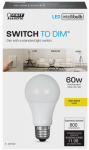 Feit Electric A800/3DIM/LEDI 9.5W A19 Intelli Bulb