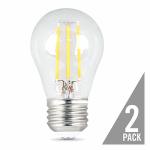 Feit Electric BPA1560/850/LED/2 2PK 6W A15 E26 Bulb