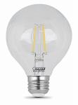 Feit Electric BPG2560/827/LED 5W CLR or Clear or Cleaner G25 E26 Bulb