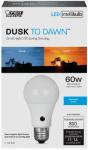 Feit Electric A800/850/DD/LEDI 9.5W A19 Dust/Dawn Bulb
