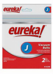 Electrolux Homecare Products 61520B Eureka Style J Belts, 2-Pack