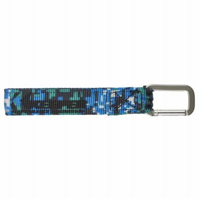 Keeper 05266 20-In. Wrap -It-Up™, Hook & Loop, Carabiner S