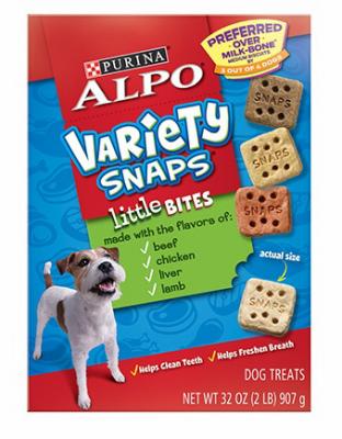 Purina alpo variety snaps dog treats big 32 oz size little bites ebay purina alpo variety snaps dog treats big 32 oz size little bites publicscrutiny Image collections