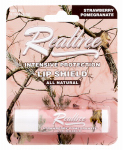 3B International RTLBW001 Realtree All Natural  Strawberry Pomegranate Intensive Protection Lip Shield