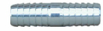 Genova Products 370120 Pipe Fitting, Insert Coupling, Galvanized Steel, 2-In.