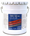 True Value Mfg CS1-5G Multi-Surface Waterproofing Sealer, Solvent Base, Clear, 5-Gals.