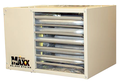 F260560 Big Maxx Natural Gas Unit Heater, 80,000-BTU - Quant