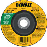 Dewalt Accessories DW4524 4.5 x .25-In. Fast Masonry-Cutting Wheel