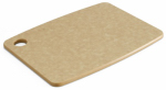 "Epicurean Cutting Surfaces 001-080601 Kitchen Series 8"" x 6"" Cutting Board - Natural"