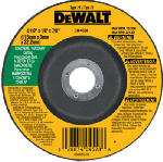 Dewalt Accessories DW4528 4.5 x 1/8-In. Fast Masonry-Cutting Wheel