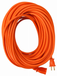 Ho Wah Gentin Kintron Sdnbhd 02209ME Extension Cord, 16/2 SJTW Orange Round Vinyl, 100-Ft.