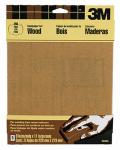3M 9036 5-Pack 9 x 11-Inch 150-Grit Garnet Sandpaper