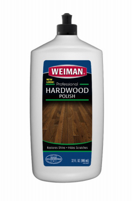 Weiman Products 524 Hardwood Polish, 32-oz. - Quantity 1