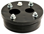 Water Source WS714 Split-Top Well Seal, 6 x 1.25 x 1-In.