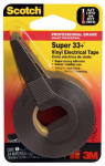 3M 194P 33 Vinyl Electrical Tape, .5 x 200-In.