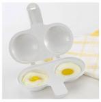 Nordic Ware 64702 Microwave Egg Poacher