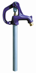 Water Source YH-4 Yard Hydrant, Frost-Free, 4-Ft. Bury Depth