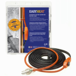 Easy Heat AHB016A 6-Ft. Electric Water Pipe Freeze Protection Cable