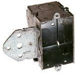 Racoorporated 502 3 x 2-1/2-Inch B Bracket Switch Box