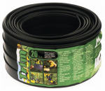 Master Mark Plastics 29220 Edgemaster 3-1/2-In. x 20-Ft. Black Edging Trim