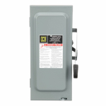 Square D By Schneider Electric D222NCP 60A General-Duty Safety Switch